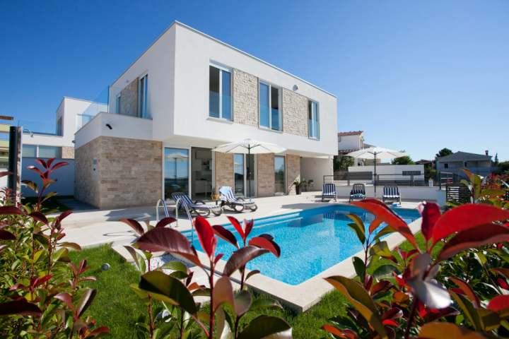 Villa White Marble