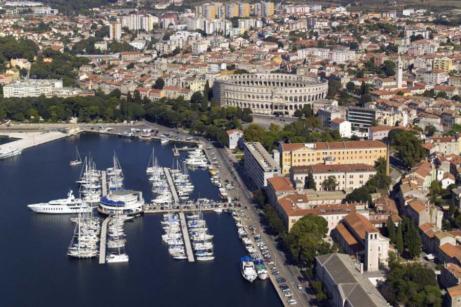 Pula holidays – an opportunity to discover interesting sites