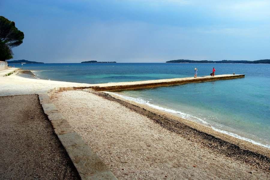 Beste Strände von Istrien, um Ihren Urlaub zu genießen