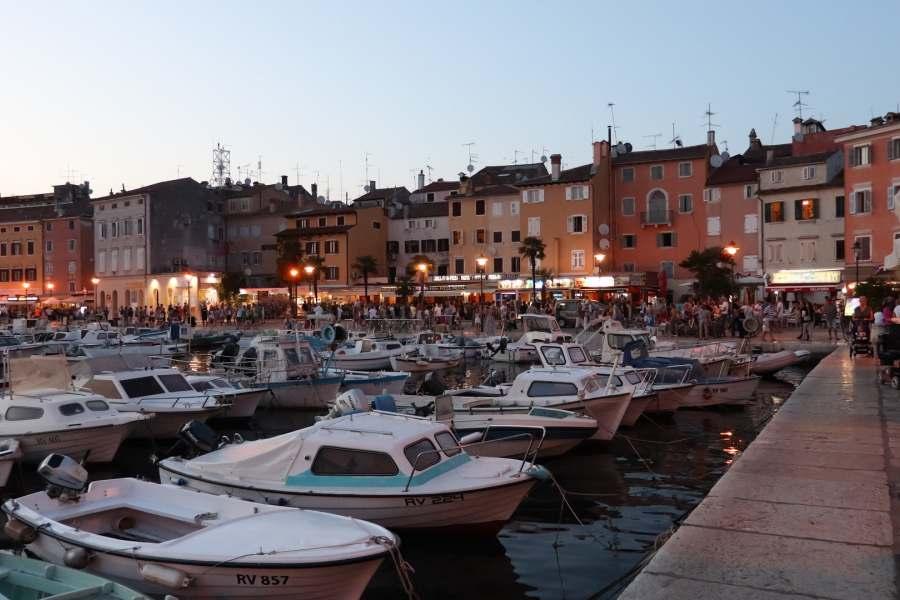 Verbringen Sie Ihren September Urlaub in einer Villa in Istrien