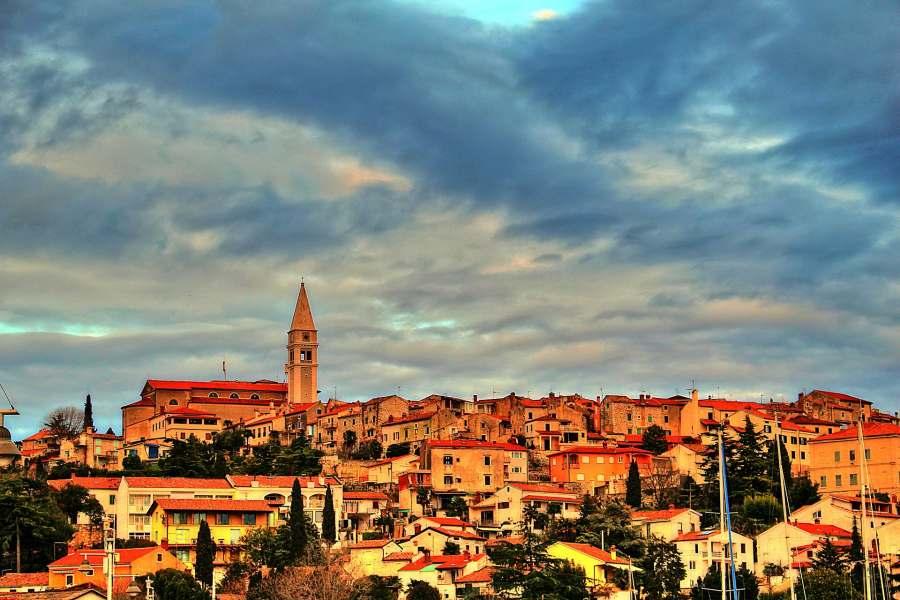 Vrsar, eine kleine Stadt für einen schönen Urlaub