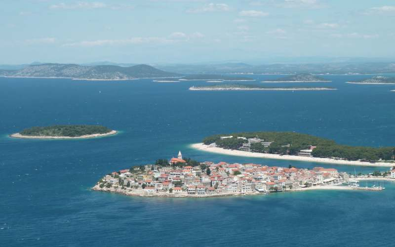 Primošten, a place to spend a great holiday in Croatia