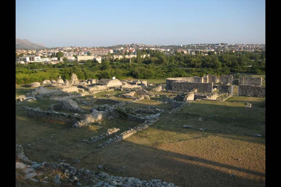 Solin, idealno mjesto za odmor pokraj Splita