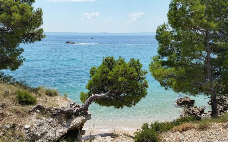 The best beaches in Brela