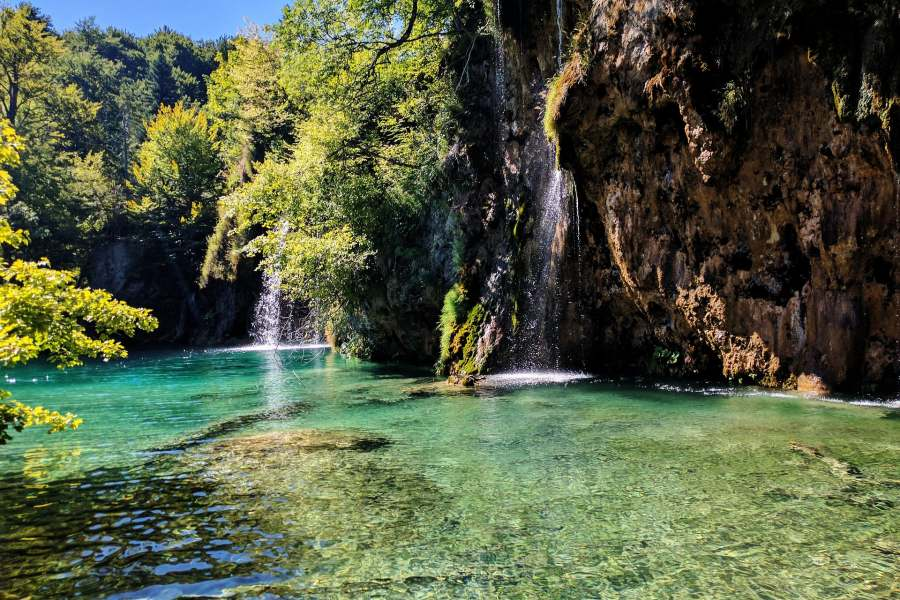 Experiencing nature on your Croatia Holiday