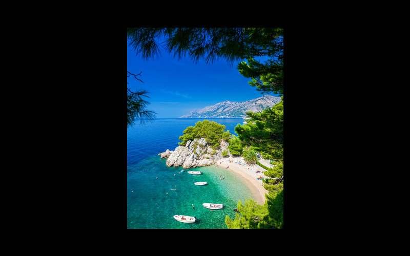 Spüren Sie den Luxus der Makarska Riviera