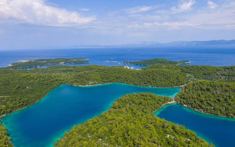 Experience the magic of Croatian island vacation