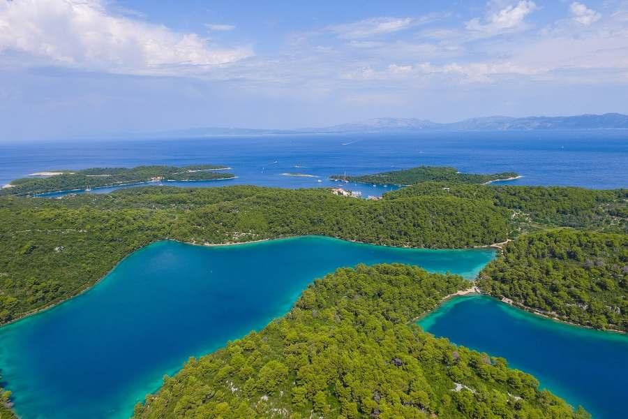 Experience the magic of Croatian island vacation