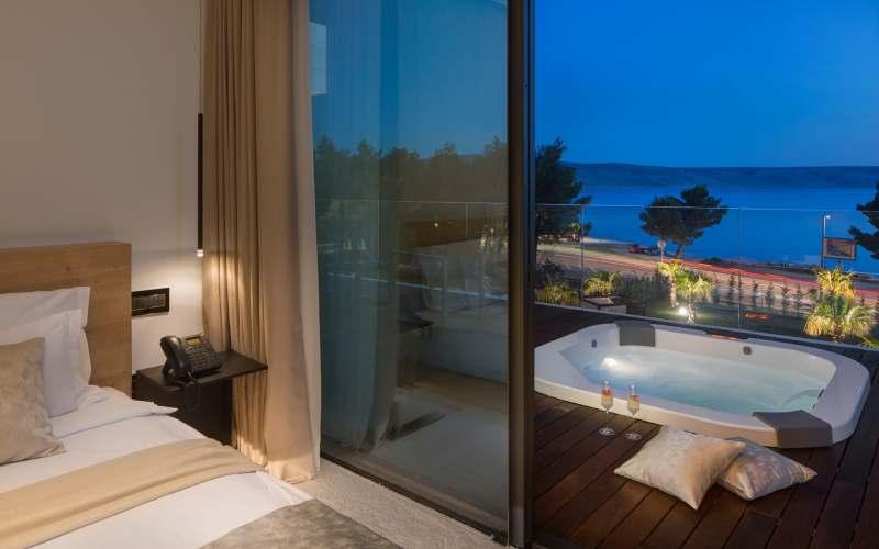 Luxury vacation in Croatia