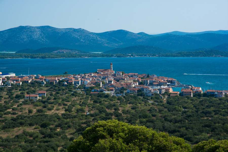 The island of Murter - a destination for an ideal holiday