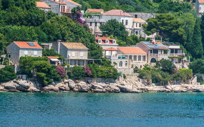 Stunning Holiday Villas to rent in Croatia
