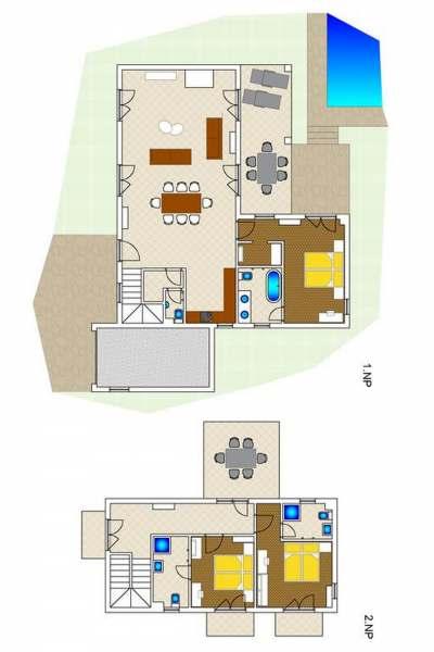 Villa 7 Mala Rudina
