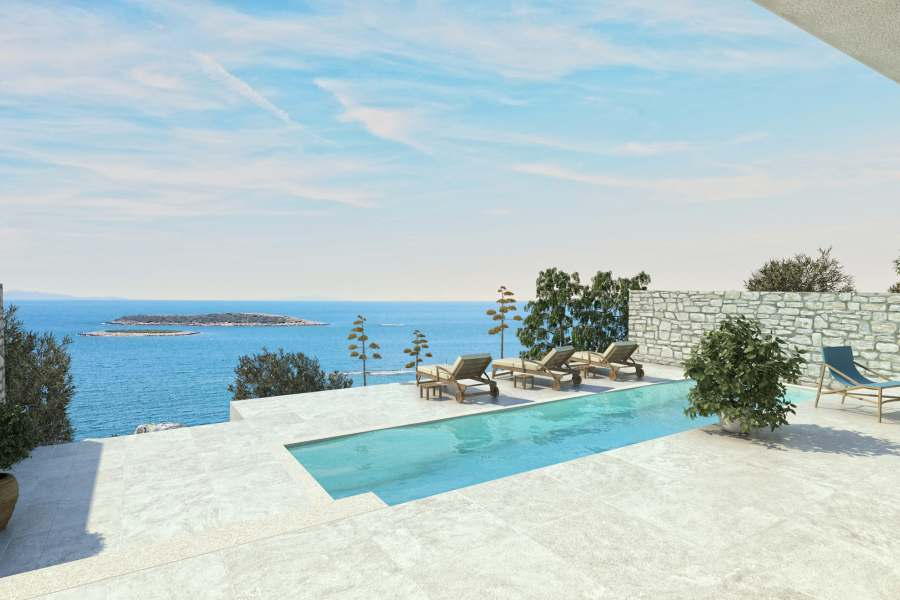 Perfect private accommodation on a dream-like island of Vis