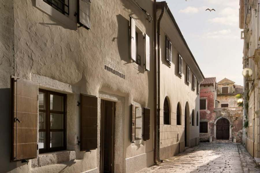 In Poreč you will find a luxury holiday home like never before