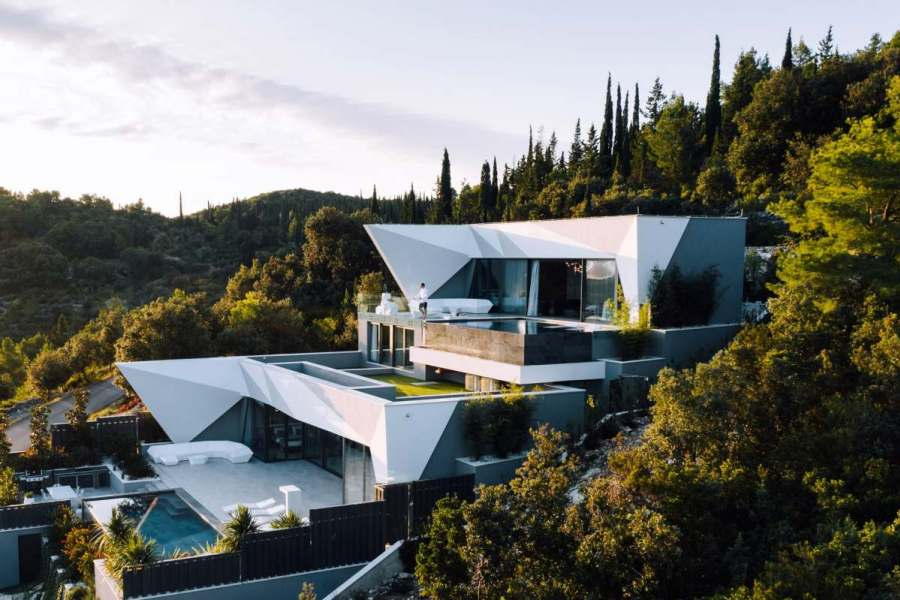 Croatian villas are a luxury retreat to stir all of your senses