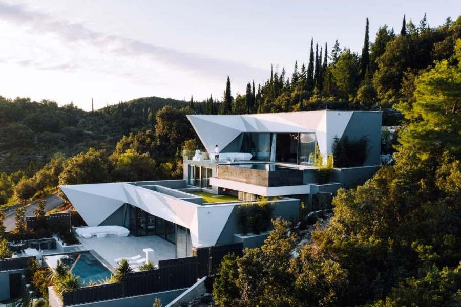 Hrvatske vile luksuzna su utočišta koja će Vam potaknuti sva osjetila