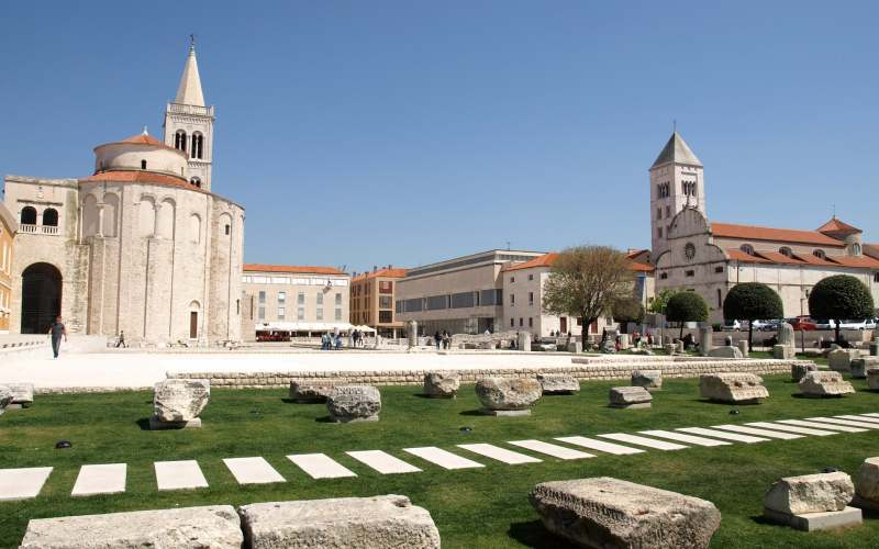 """Top 10 things """"to-do"""" while in Zadar"""