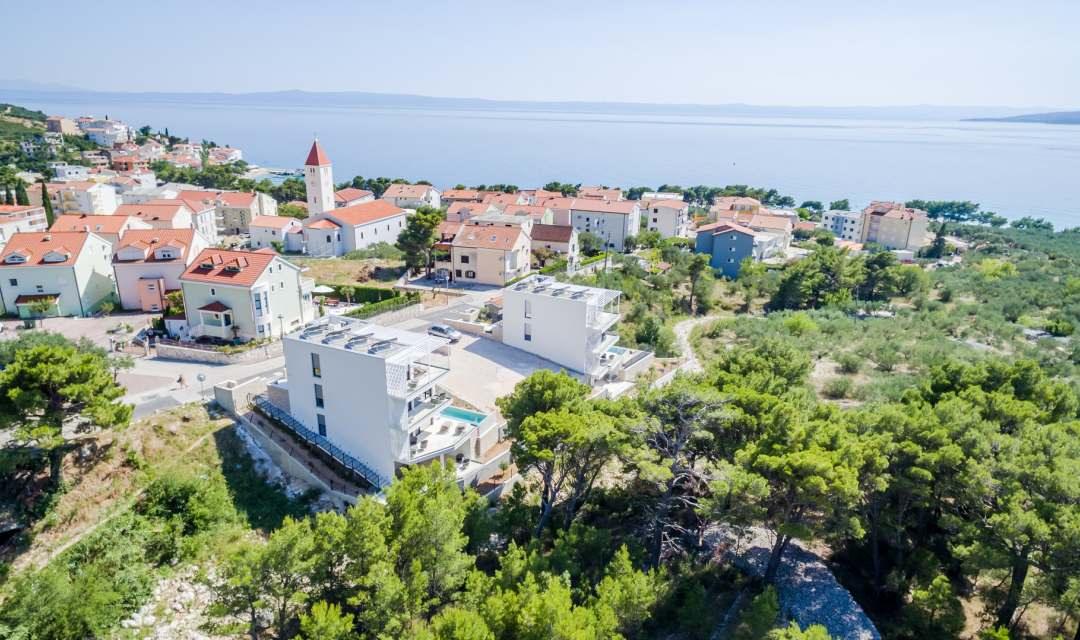 Villa Olea 2 Promajna