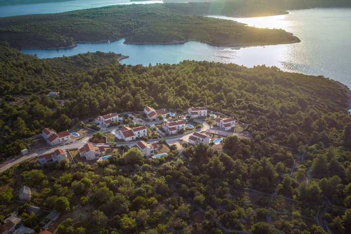 Villa 1 Mala Rudina