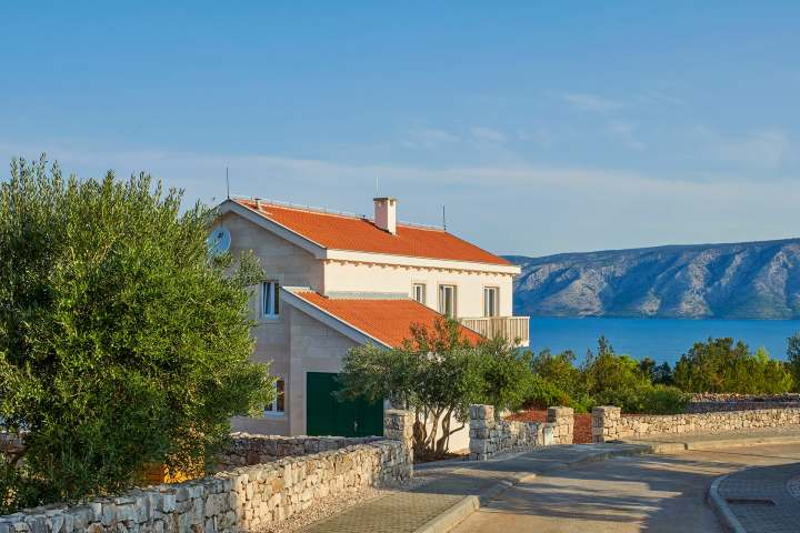 Villa 4 Mala Rudina