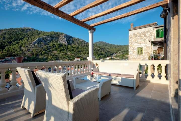 Villa Castillo Hvar
